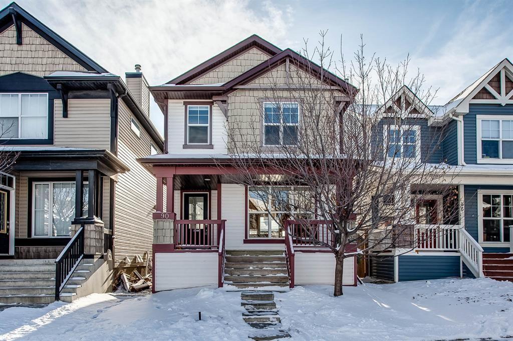 Main Photo: 90 Auburn Bay Manor SE in Calgary: Auburn Bay Detached for sale : MLS®# A1049204