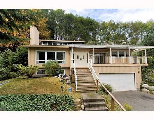 Main Photo: 265 Rabbit Lane in West Vancouver: House for sale : MLS®# V750340