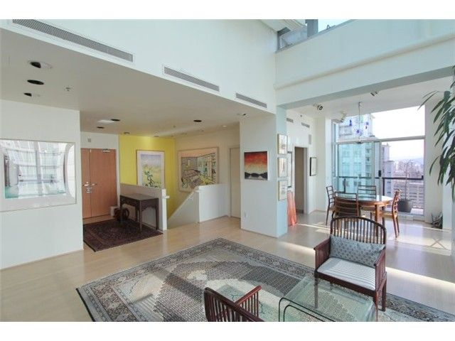Main Photo: # 2703 889 HOMER ST in Vancouver: Downtown VW Condo for sale (Vancouver West)  : MLS®# V1109057