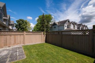 """Photo 3: 34 4711 BLAIR Drive in Richmond: West Cambie Townhouse for sale in """"Sommerton"""" : MLS®# R2578532"""