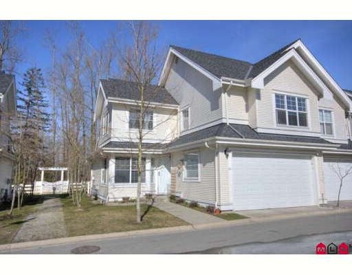 "Main Photo: 44 17097 64TH Avenue in Surrey: Cloverdale BC Townhouse for sale in ""KENTUCKY"" (Cloverdale)  : MLS®# F2905038"