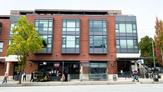 Photo 1: 202 1961 COLLINGWOOD Street in Vancouver: Kitsilano Townhouse for sale (Vancouver West)  : MLS®# R2619737