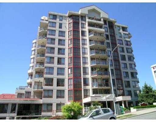 """Main Photo: 405 220 11TH Street in New_Westminster: Uptown NW Condo for sale in """"QUEEN'S COVE"""" (New Westminster)  : MLS®# V649654"""