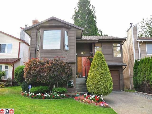 Main Photo: 6649 130A Street in Surrey: West Newton House for sale : MLS®# F1221713