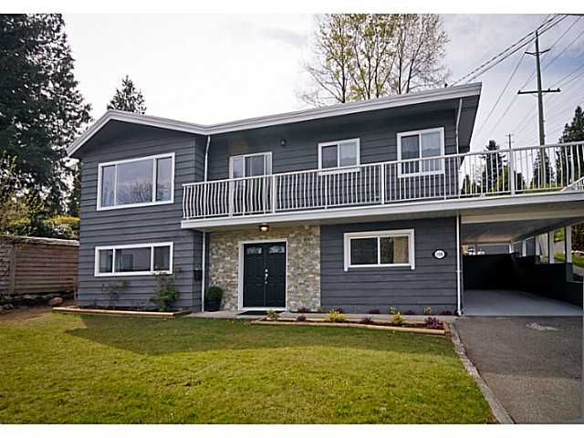 Main Photo: 2998 PASTURE CR in Coquitlam: Ranch Park House for sale : MLS®# V1061160