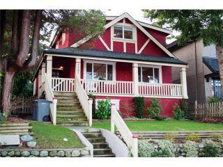Photo 1: 4387 ST GEORGE Street in Vancouver: Fraser VE House for sale (Vancouver East)  : MLS®# V866638