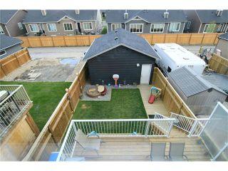 Photo 44: 118 FIRESIDE Bend: Cochrane House for sale : MLS®# C4066576