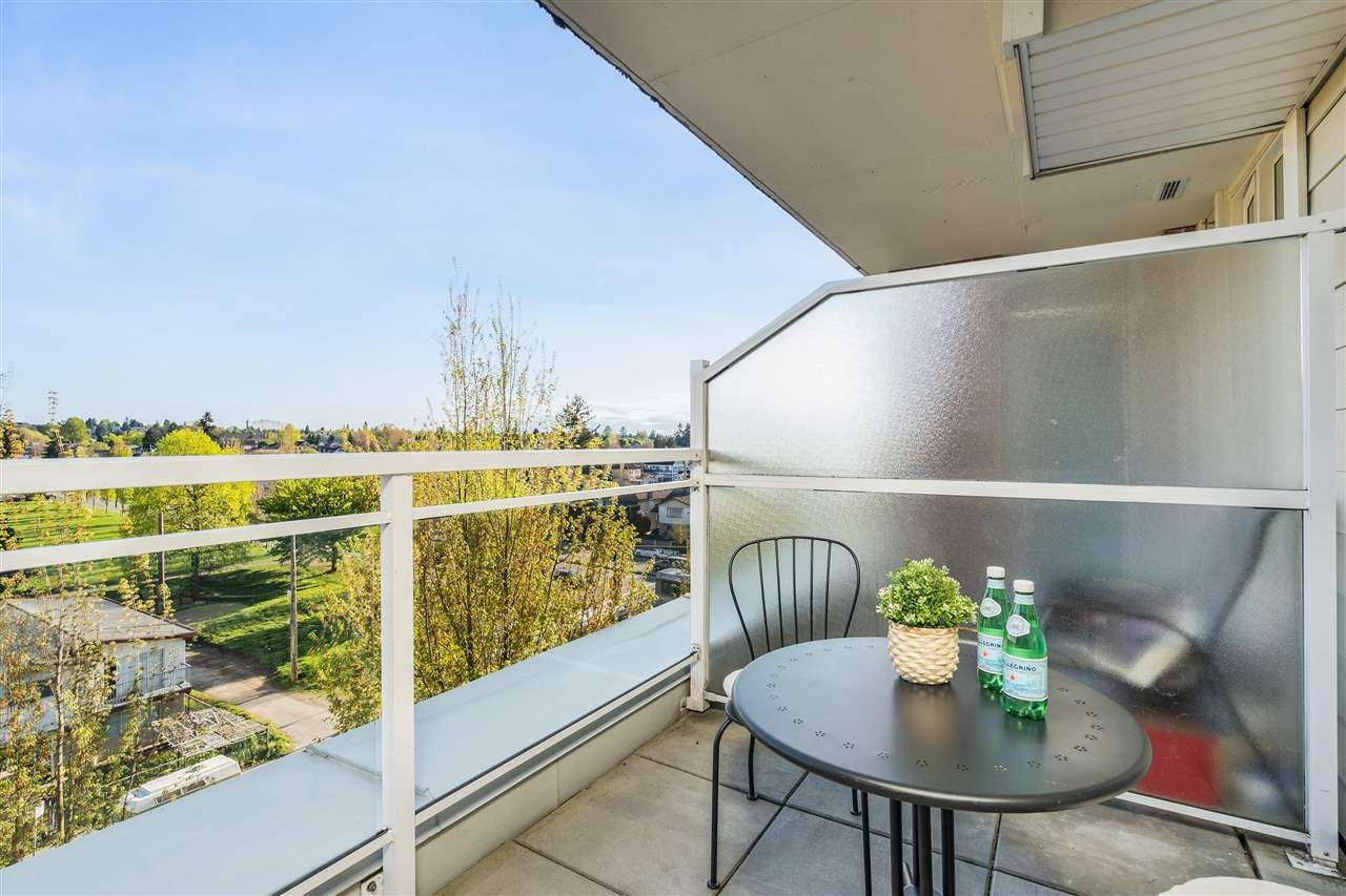 """Main Photo: 523 4078 KNIGHT Street in Vancouver: Knight Condo for sale in """"King Edward Village"""" (Vancouver East)  : MLS®# R2572938"""