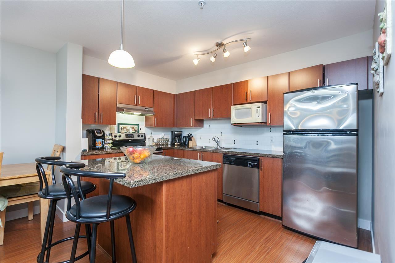 "Photo 3: Photos: 108 12075 228 Street in Maple Ridge: East Central Condo for sale in ""RIO"" : MLS®# R2165368"