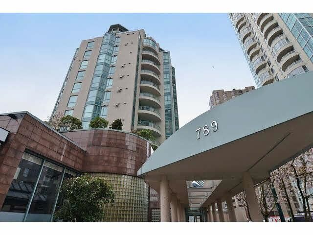 FEATURED LISTING: 302 - 789 JERVIS Street Vancouver