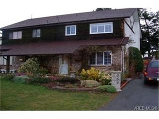 Photo 1:  in VICTORIA: Es Old Esquimalt Half Duplex for sale (Esquimalt)  : MLS®# 390567
