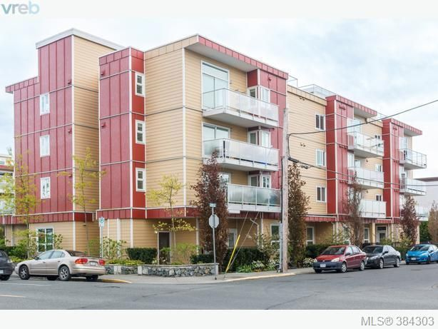 Main Photo: 409 1315 Esquimalt Rd in VICTORIA: Es Saxe Point Condo for sale (Esquimalt)  : MLS®# 772409