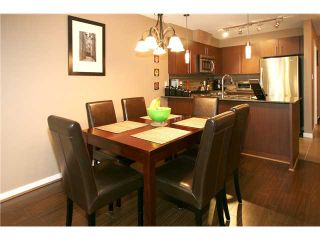 """Photo 3: 504 4888 BRENTWOOD Drive in Burnaby: Brentwood Park Condo for sale in """"BRENWOOD GATE"""" (Burnaby North)  : MLS®# V856167"""