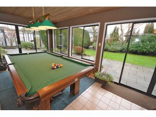 """Photo 19: 10351 HOGARTH Place in Richmond: Woodwards House for sale in """"WOODWARDS"""" : MLS®# V881151"""