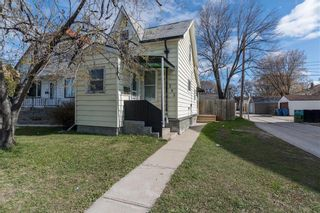 Photo 1: 305 Mountain Avenue in Winnipeg: North End Residential for sale (4C)  : MLS®# 202110789