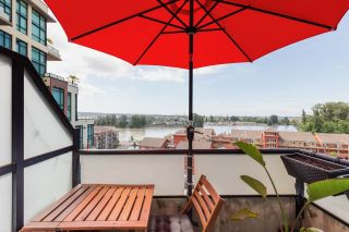 """Photo 18: 514 10 RENAISSANCE Square in New Westminster: Quay Condo for sale in """"MURANO LOFTS"""" : MLS®# R2468870"""