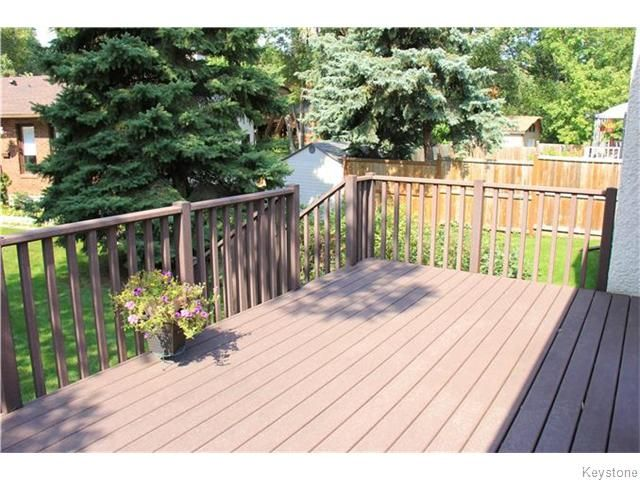 Photo 20: Photos: 825 Kilkenny Drive in Winnipeg: Fort Richmond Residential for sale (1K)  : MLS®# 1623586