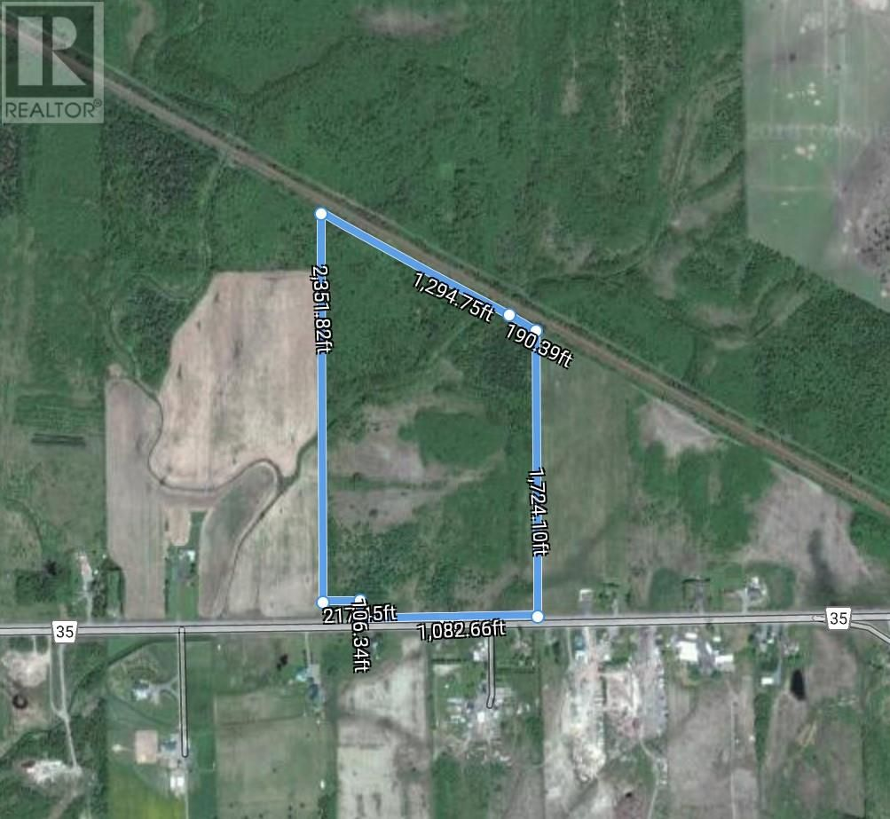 Main Photo: 4360 Regional Road 35 in Chelmsford: Vacant Land for sale : MLS®# 2063882