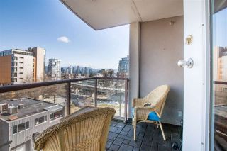 """Photo 19: 501 1633 W 8TH Avenue in Vancouver: Fairview VW Condo for sale in """"FIRCREST"""" (Vancouver West)  : MLS®# R2565824"""