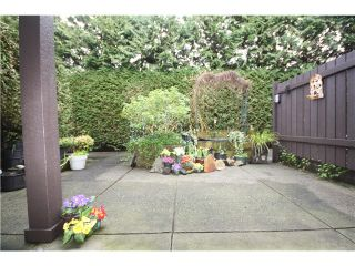 """Photo 11: 11 460 W 16TH Avenue in Vancouver: Cambie Townhouse for sale in """"Cambie Square"""" (Vancouver West)  : MLS®# V1054620"""