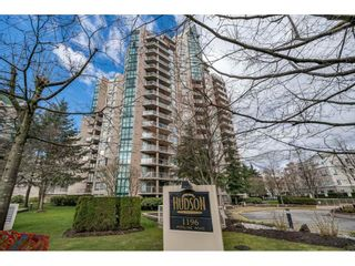 """Photo 1: 409 1196 PIPELINE Road in Coquitlam: North Coquitlam Condo for sale in """"THE HUDSON"""" : MLS®# R2452594"""