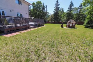 Photo 38: 114 Savoy Crescent in Winnipeg: Residential for sale (1G)  : MLS®# 202114818