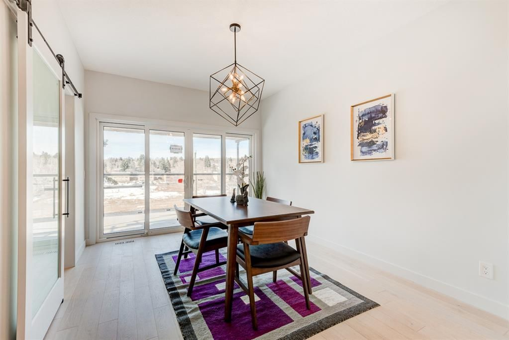 Photo 13: Photos: #1 4207 2 Street NW in Calgary: Highland Park Semi Detached for sale : MLS®# A1111957