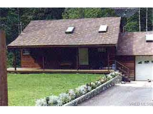 Main Photo: 3115 Otter Point Rd in SOOKE: Sk Otter Point House for sale (Sooke)  : MLS®# 139889