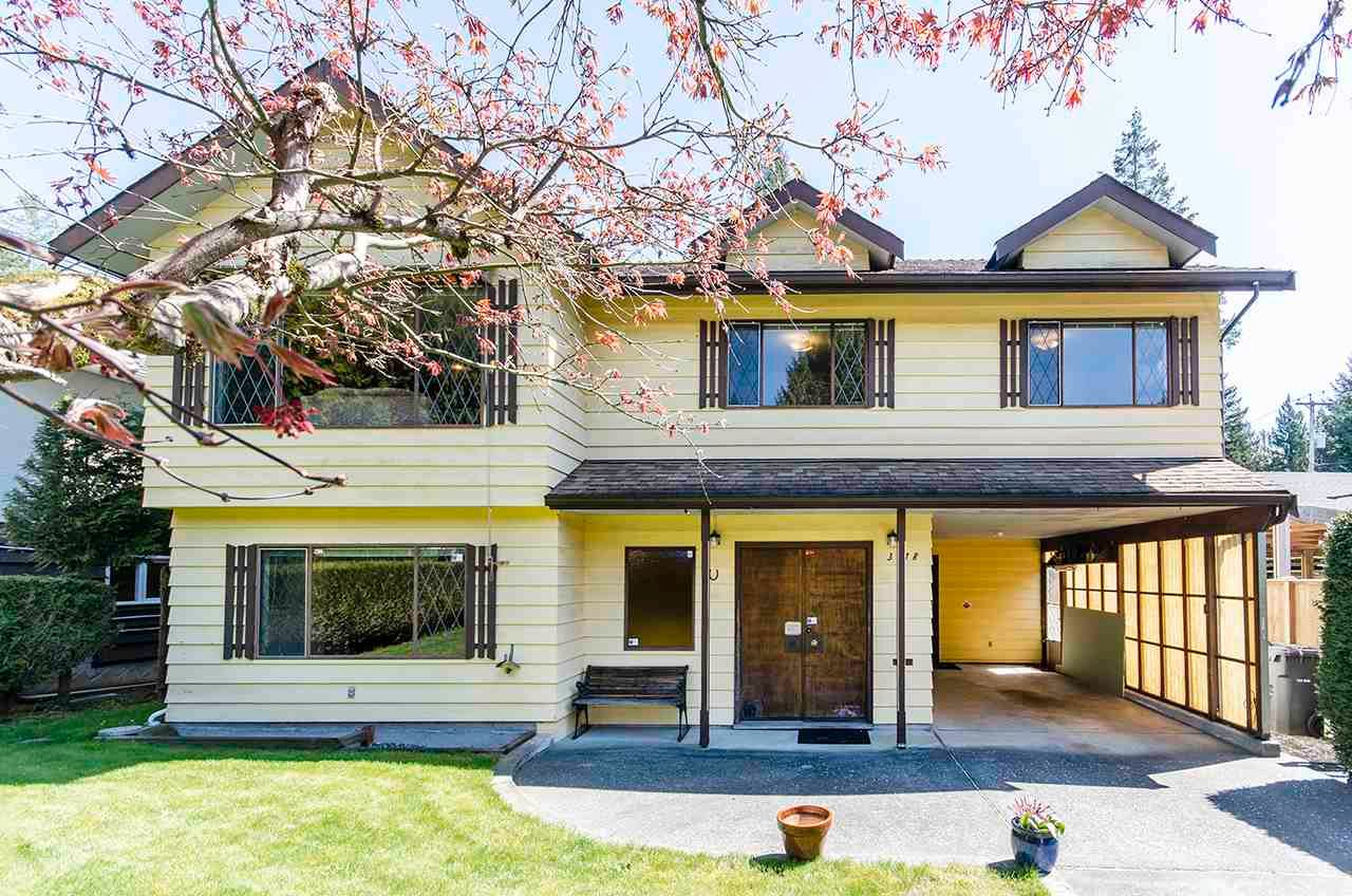 Main Photo: 3718 SEFTON Street in Port Coquitlam: Oxford Heights House for sale : MLS®# R2571452