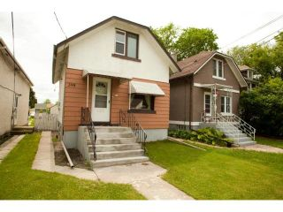 Photo 2: 398 Deschambault Street in WINNIPEG: St Boniface Residential for sale (South East Winnipeg)  : MLS®# 1212078