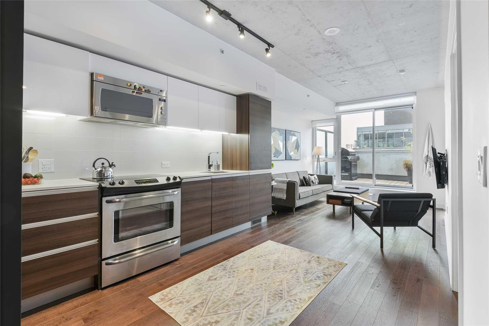 Photo 3: Photos: 910 1190 E Dundas Street in Toronto: South Riverdale Condo for sale (Toronto E01)  : MLS®# E4496416