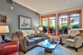 Photo 3: 112 505 Spring Creek Drive: Canmore Apartment for sale : MLS®# A1059035