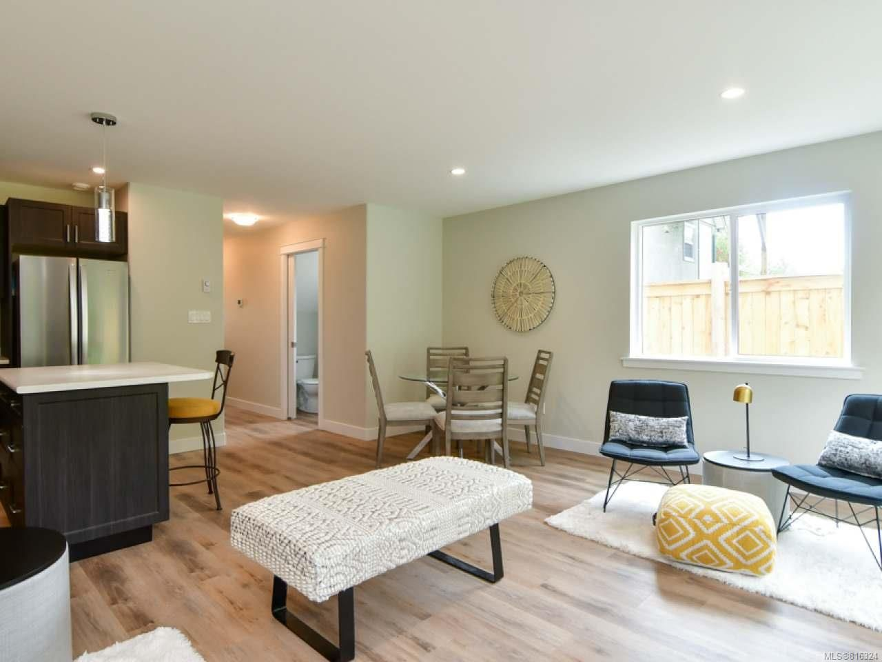 Photo 6: Photos: A 336 Petersen Rd in CAMPBELL RIVER: CR Campbell River West Row/Townhouse for sale (Campbell River)  : MLS®# 816324