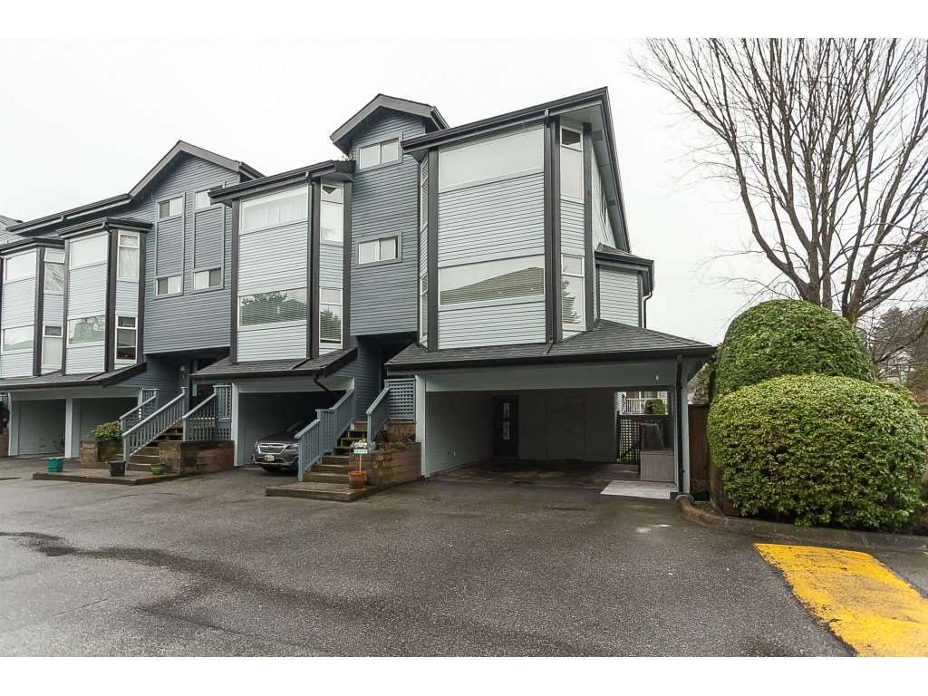 Main Photo: 1 1195 FALCON Drive in Coquitlam: Eagle Ridge CQ Townhouse for sale : MLS®# R2441753