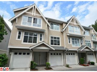"Photo 1: 12 6450 199TH Street in Langley: Willoughby Heights Townhouse for sale in ""Logan's Landing"" : MLS®# F1218903"