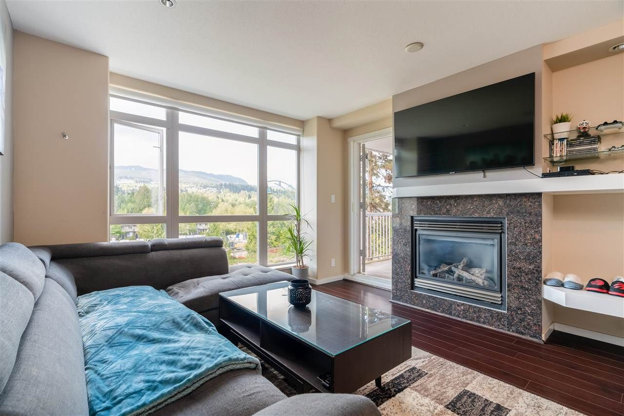 """Main Photo: 314 3142 ST JOHNS Street in Port Moody: Port Moody Centre Condo for sale in """"SONRISA"""" : MLS®# R2578263"""