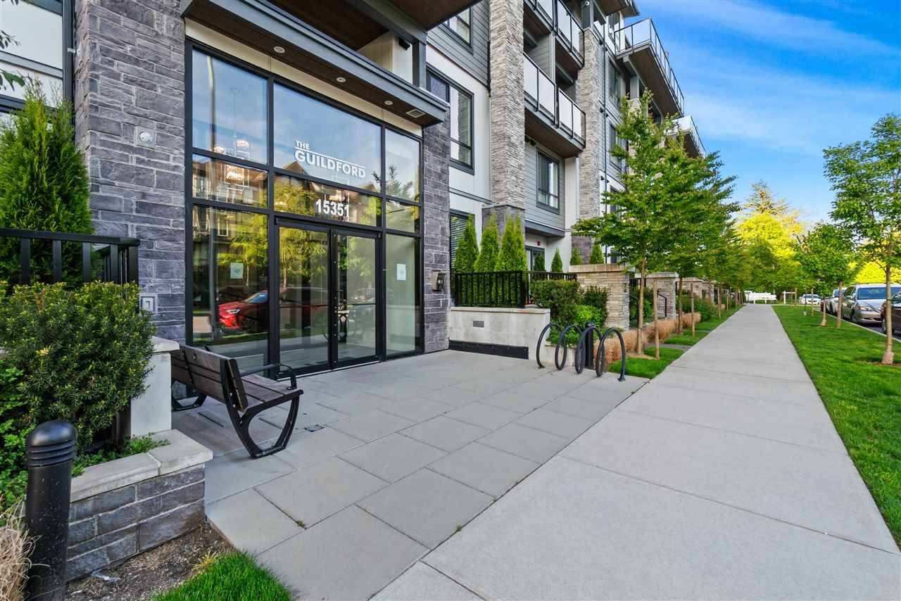 "Main Photo: 304 15351 101 Avenue in Surrey: Guildford Condo for sale in ""The Guildford"" (North Surrey)  : MLS®# R2574570"