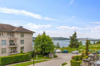 """Photo 2: 304 3600 WINDCREST Drive in North Vancouver: Roche Point Condo for sale in """"Windsong at Ravenwoods"""" : MLS®# R2583675"""