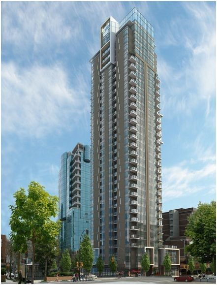 """Main Photo: 1308 Hornby St in Vancouver: Condo for sale in """"SALT"""" (Vancouver West)"""