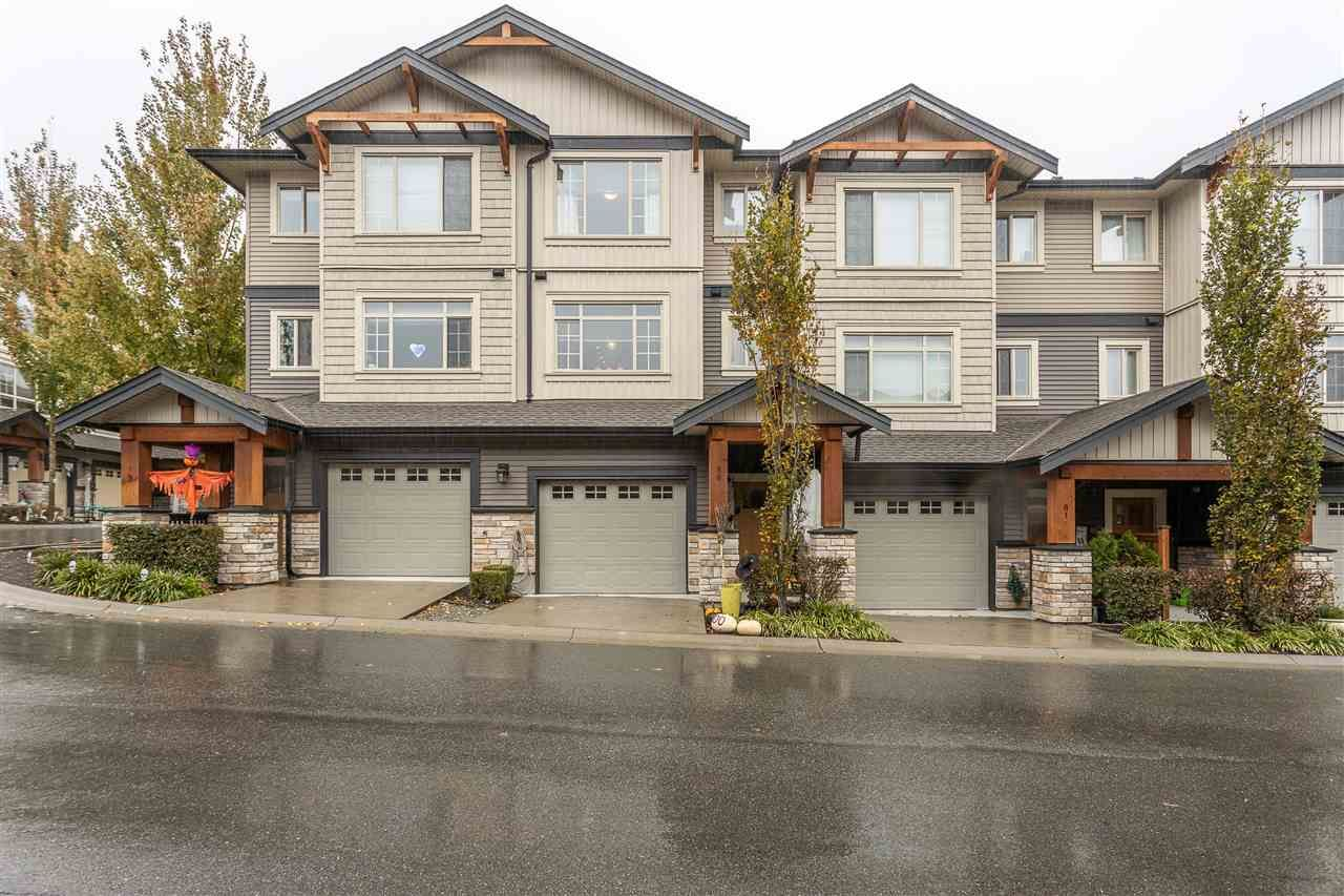 Main Photo: 80 11305 240 STREET in : Cottonwood MR Townhouse for sale : MLS®# R2510541
