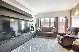 Photo 11: 304 414 MEREDITH Road NE in Calgary: Crescent Heights Apartment for sale : MLS®# A1119417