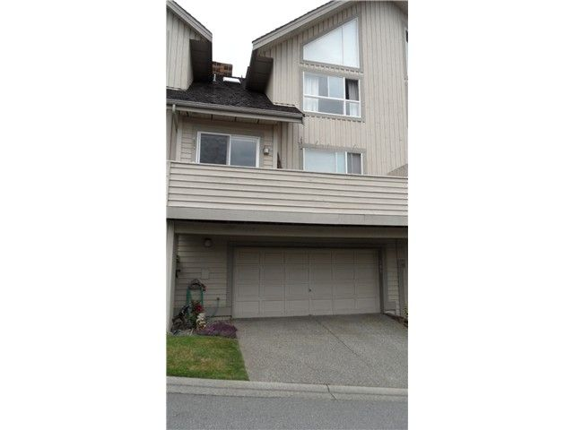 """Main Photo: 209 1465 PARKWAY Boulevard in Coquitlam: Westwood Plateau Townhouse for sale in """"SILVER OAKS"""" : MLS®# V967713"""