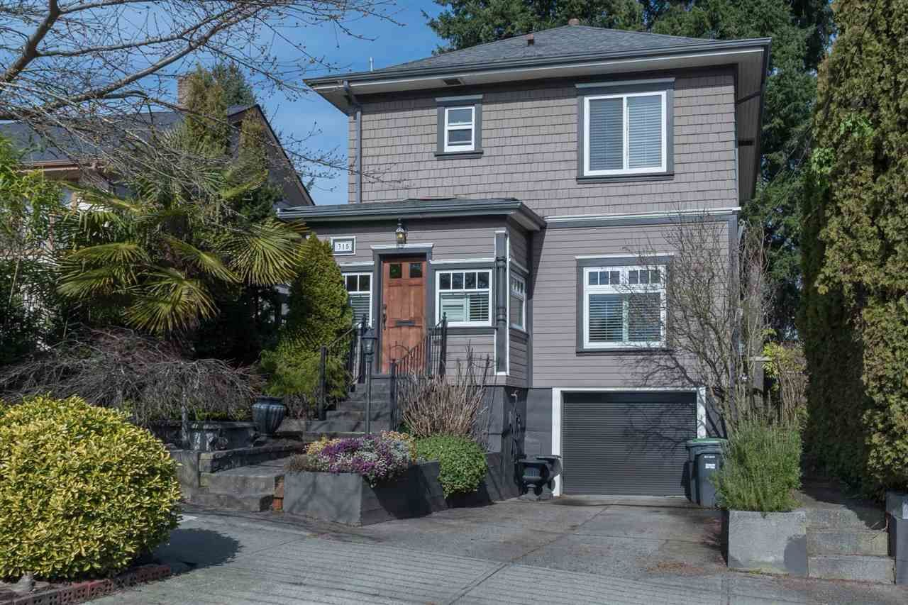 Main Photo: 315 ALBERTA Street in New Westminster: Sapperton House for sale : MLS®# R2548253