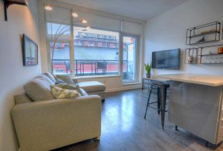 """Photo 3: 304 123 W 1ST Avenue in Vancouver: False Creek Condo for sale in """"COMPASS"""" (Vancouver West)  : MLS®# R2554885"""