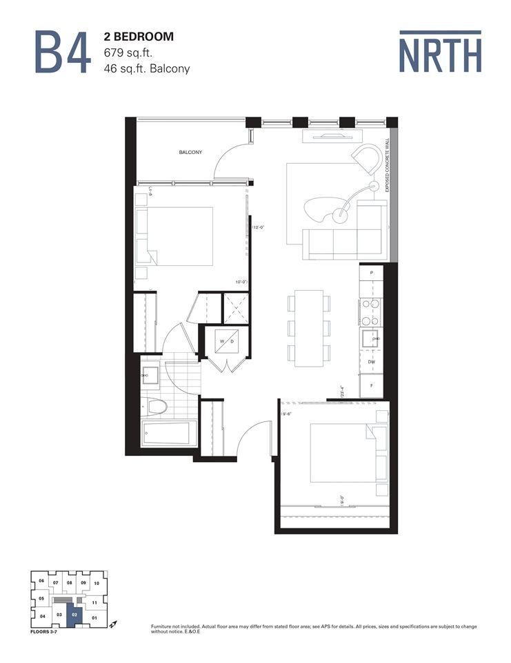 Photo 6: Photos: 302 2842-2856 Gottingen Street in Halifax: 3-Halifax North Residential for sale (Halifax-Dartmouth)  : MLS®# 202024443