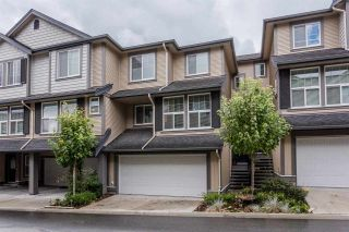 "Photo 1: 60 20831 70 Avenue in Langley: Willoughby Heights Townhouse for sale in ""RADIUS at MILNER HEIGHTS"" : MLS®# R2207253"