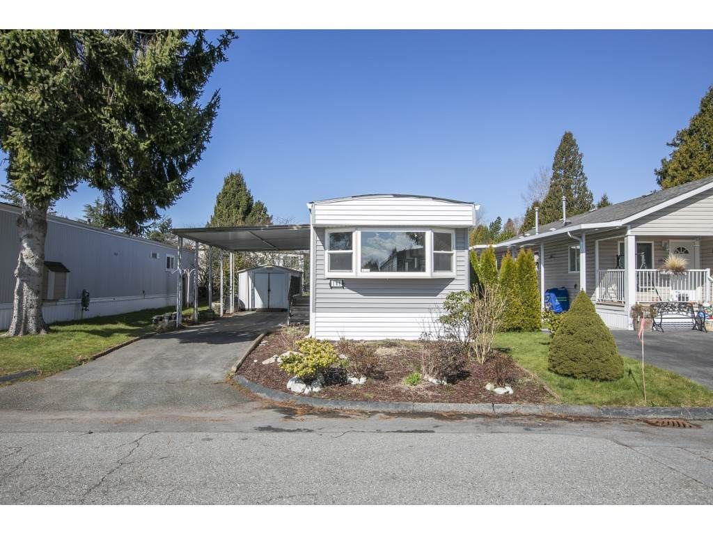 """Main Photo: 181 1840 160 Street in Surrey: King George Corridor Manufactured Home for sale in """"BREAKAWAY BAYS"""" (South Surrey White Rock)  : MLS®# R2548721"""