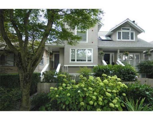 Main Photo: 1867 W 11TH AV in Vancouver: Kitsilano Condo for sale (Vancouver West)  : MLS®# V850467