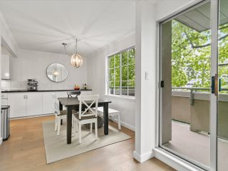 """Photo 9: 202 825 W 15TH Avenue in Vancouver: Fairview VW Condo for sale in """"The Harrod"""" (Vancouver West)  : MLS®# R2614837"""
