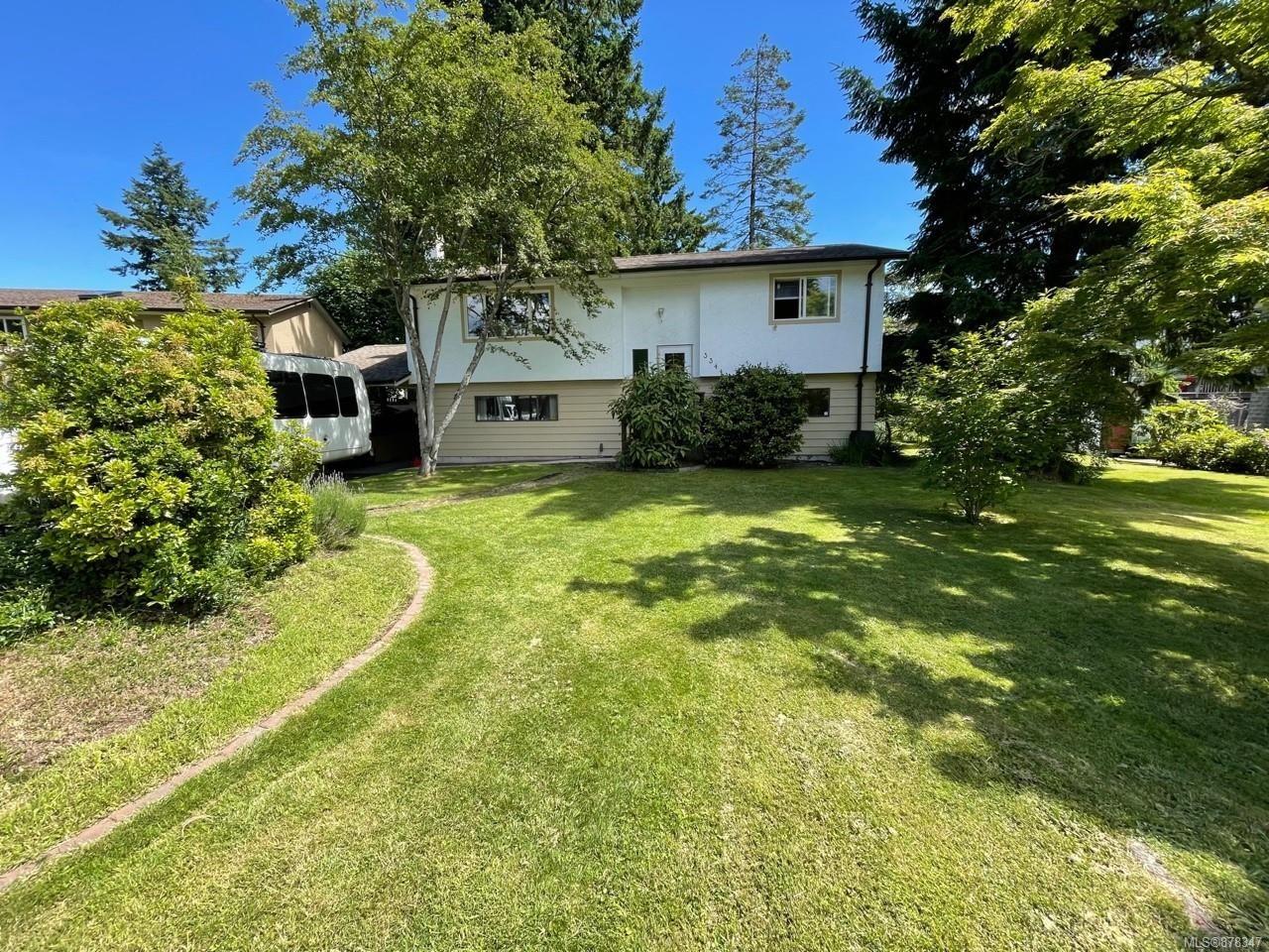 Main Photo: 334 Texada Pl in : CV Comox (Town of) House for sale (Comox Valley)  : MLS®# 878347